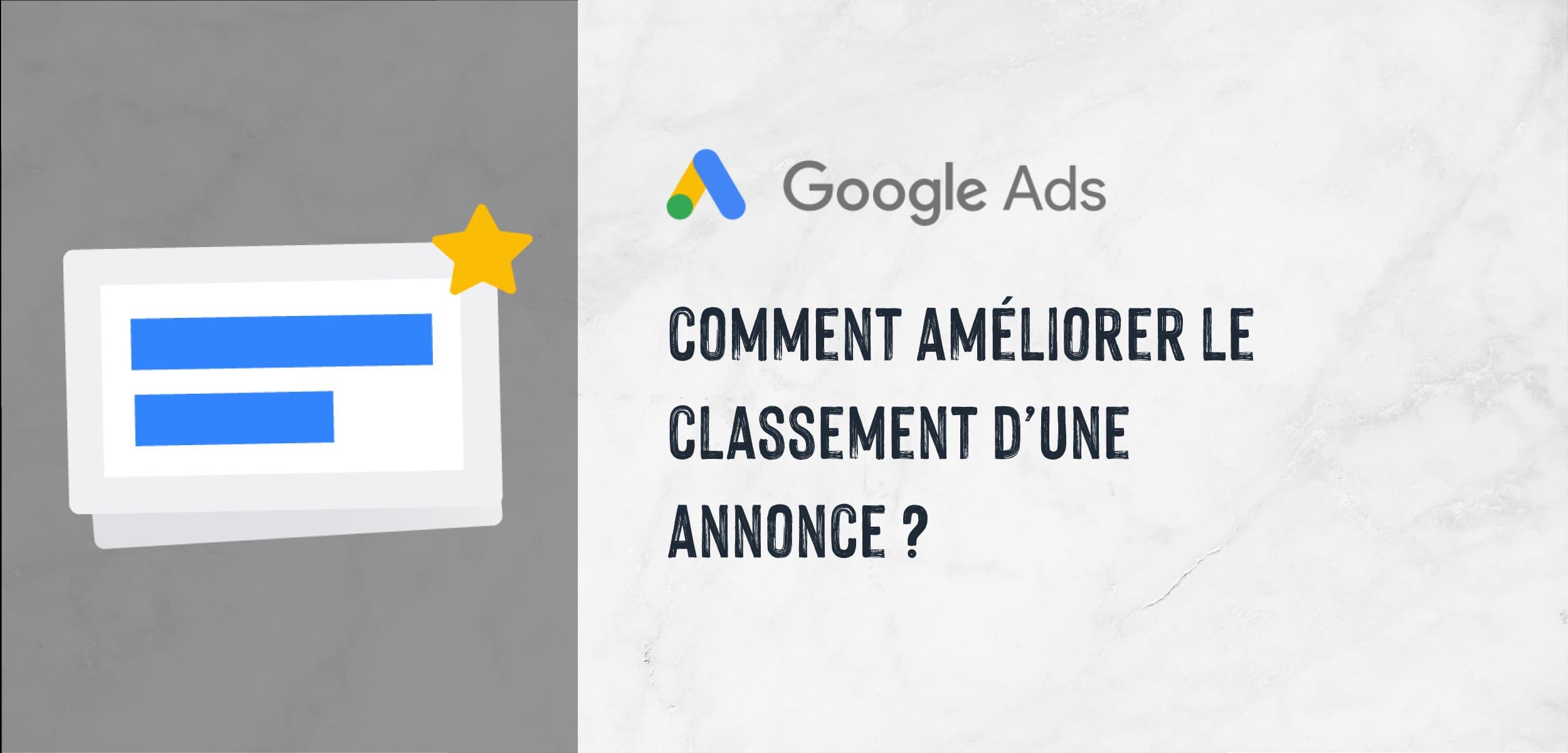 |Search Ads| Comment améliorer le classement d'une annonce ?